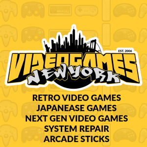 Video Games NY Site