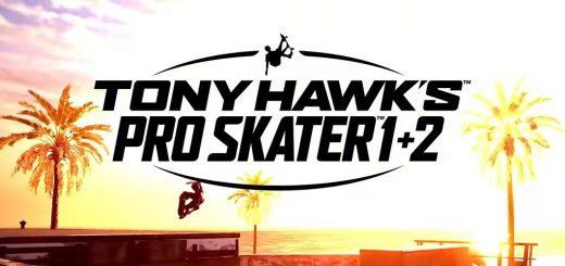 Showing off Gameplay of Tony Hawk Pro Skater 1+2