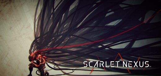 Art from Scarlet Nexus Game